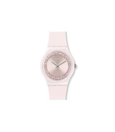 Reloj swatch Pinksparkles  Ref-SUOP110