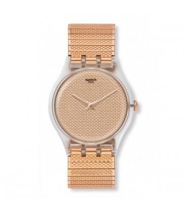 Reloj Swatch Rose elástico  ref- SUOK134A