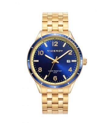 Reloj caballero Viceroy dorado 401137-35