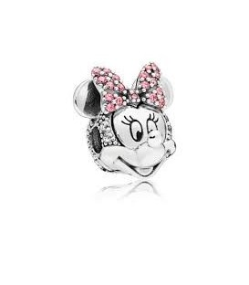 Clip Pandora Retrato Brillante de Minnie 797496CZS