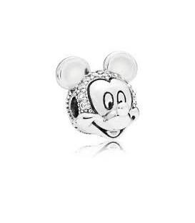 Clip Pandora Retrato Brillante de Mickey 797495CZ