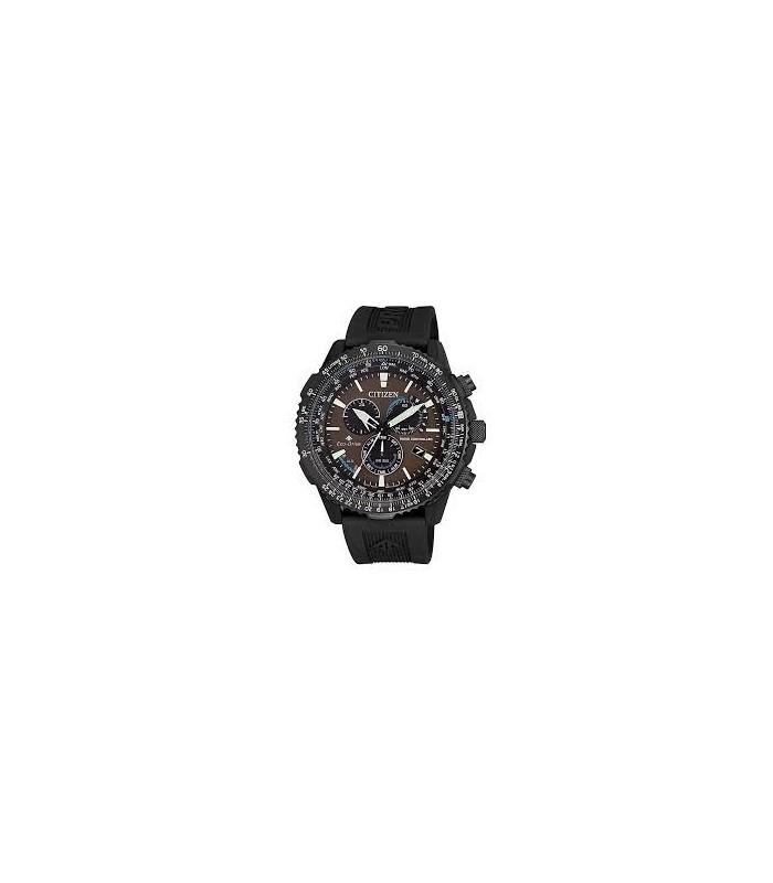 59c20cd35068 Reloj Caballero Citizen Radiocontrolado Eco Drive CB5005-13X