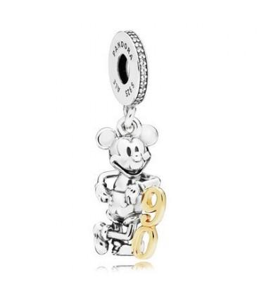Charm colgante 90 Aniversaio de Mickey 797497CZ