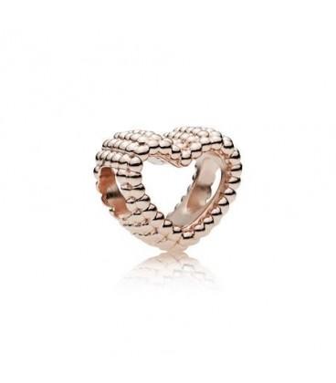 Charm Pandora Rose Corazón Moldeado 787516