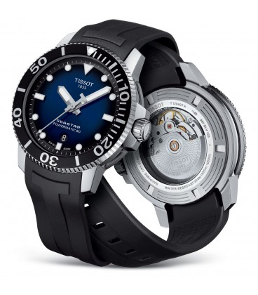 Reloj Tissot Seastar 1000 Powermatic 80 T120.407.17.041.00
