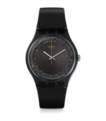 Reloj Swatch Darksparkles SUOB156