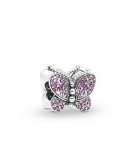 Charm Pandora Mariposa Rosa Deslumbrante 797882NCCMX