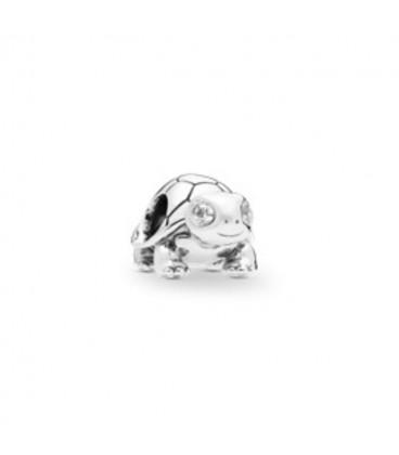 Abalorio Pandora Tortuga con Ojos Brillantes 797878CZ