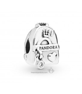 Charm Mochila aventurera Pandora 797859CZ