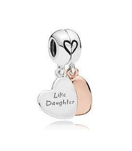 Abalorio Pandora Rose Madre e Hija amor dividido 787783en16