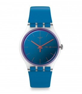 Reloj Swatch Polarblue Suok711