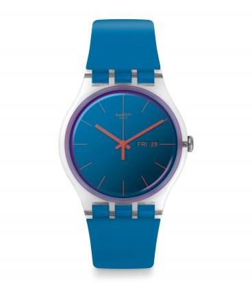 Reloj Swatch Polarblue Suok711