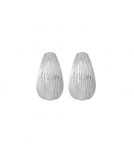 Pendientes Jorge Revilla plata PE-114-4702