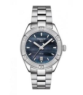 Reloj Tissot PR 100 Sport Chic T101.910.11.121.00