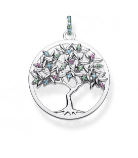 Colgante Thomas Sabo Tree of Love PE826-348-7
