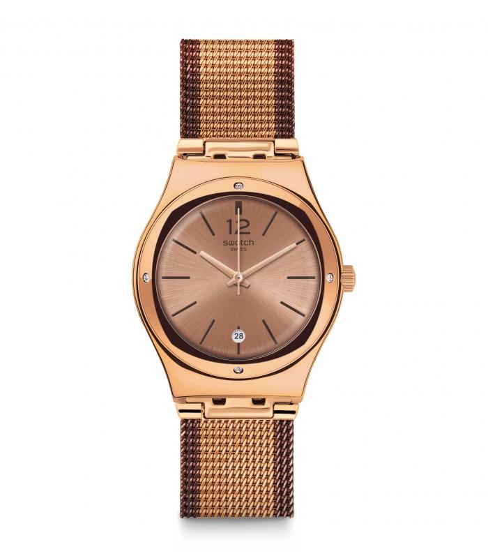 Reloj Swatch Ylg408m Jacket Full Rose kTZulwXiOP