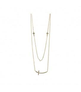 Collar Salvatore Plata 164C0030