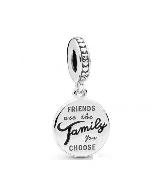 715c931ff7c9 Abalorio Pandora Los Amigos Son Familia 798124EN16