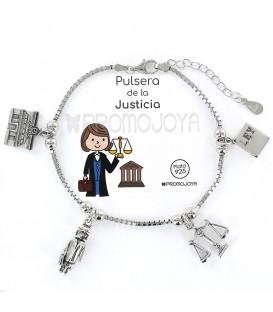 Pulsera Promojoya Justicia 9104177