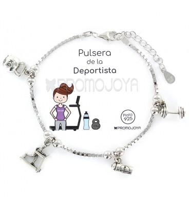 """Pulsera """" Eres lo Más"""" Promojoya Deportista 9105695"""