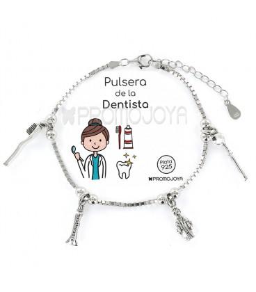 """Pulsera """" Eres lo Más"""" Promojoya Dentista 9104173"""