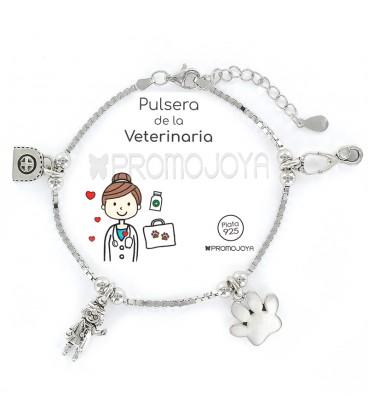 """Pulsera """" Eres lo Más"""" Promojoya Veterinaria 9105402"""