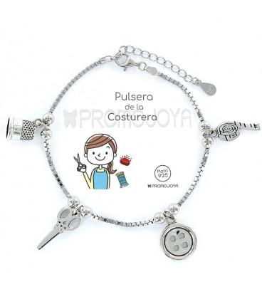 """Pulsera """" Eres lo Más """" Promojoya Costurera 9101767"""