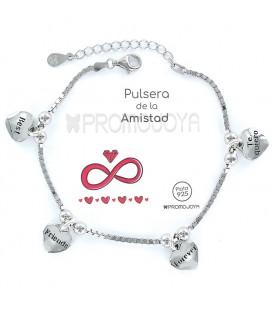 "Pulsera "" Eres lo Más"" Promojoya Amistad 9101772"