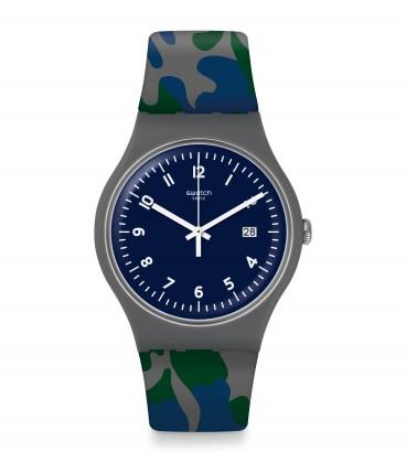 Reloj Swatch Camougreen SUOM400