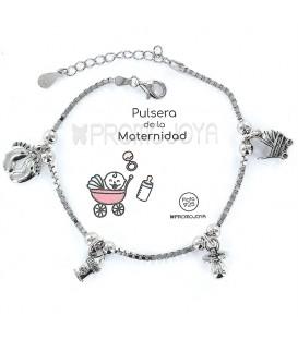 """Pulsera """" Eres lo Más"""" Promojoya Maternidad 9101773"""