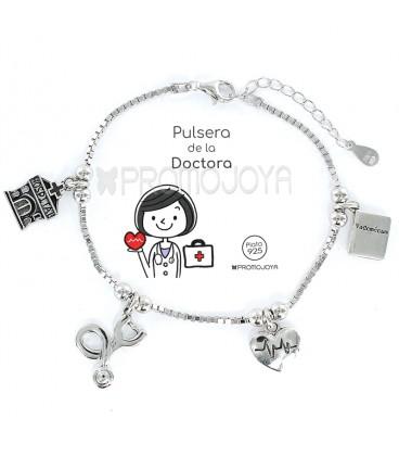 """Pulsera """" Eres lo Más"""" Promojoya Doctora 9103047"""