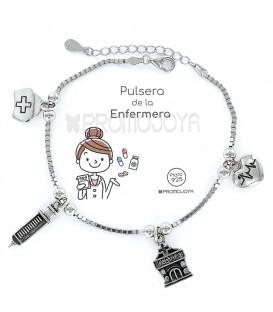 """Pulsera """" Eres lo Más"""" Enfermera 9101766"""