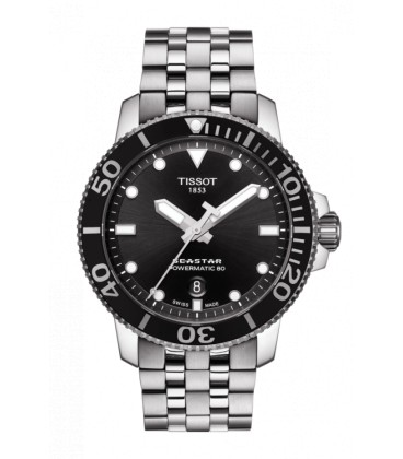 Reloj Seastar 1000 Powertmatic 80 Tissot T120.407.11.051.00