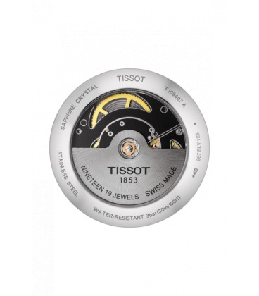 Reloj Tissot Everytime Swissmatic Caballero T1009.407.16.051.00