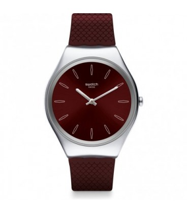 Reloj Swatch Skinburgundy SYXS120