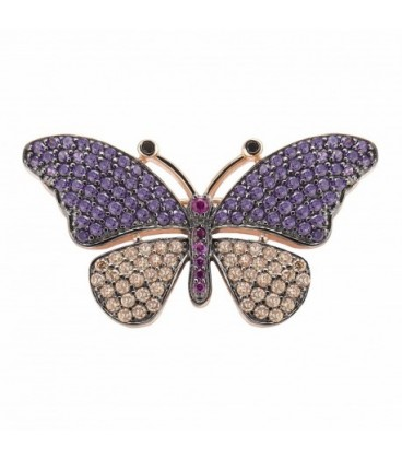 Broche mariposa Duran Exquse 00508289