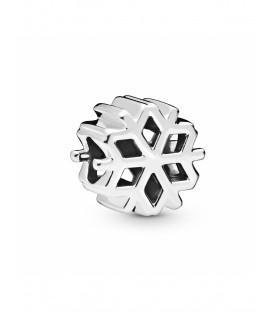 Abalorio Pandora Copo de Nieve Pulido 798469C00
