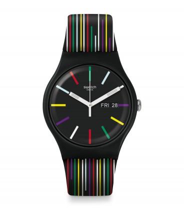Reloj Swatch Nuit D'ete SUOB729