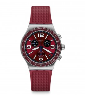 Reloj Swatch Wine Grid YVS464