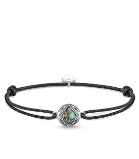 Pulsera Thomas Sabo Little Secret medalla nácar Abulón LS084-907-11-L22V