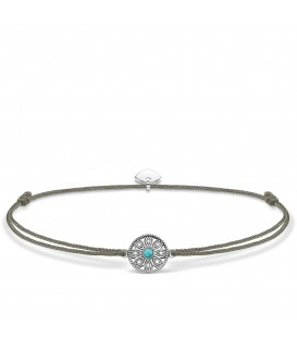 Pulsera Thomas Sabo Little Secret Amuleto Étnico LSAK002-378-5-L27V