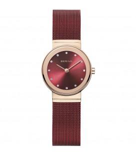 Reloj Bering rojo rosado 10126-363