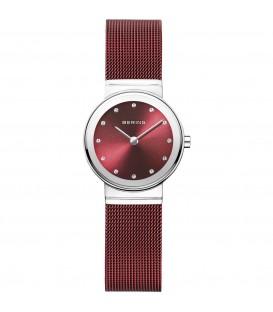 Reloj Bering Rojo Clásico 10126-303