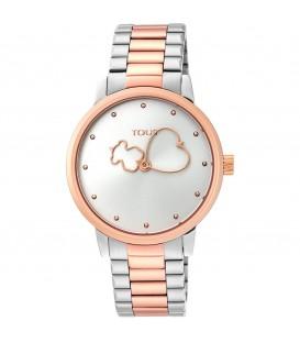 Reloj Tous Bear Time bicolor 900350315