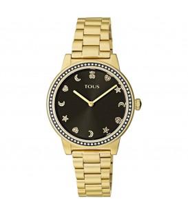 Reloj Tous Nocturne dorado 900350410