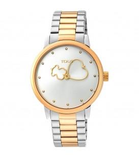 Reloj Tous Bear Time bicolor 900350310