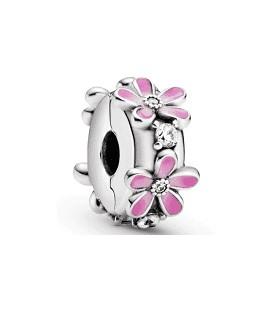 Clip Pandora Margarita Rosas 798809C01