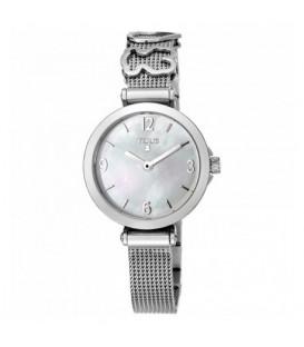 Reloj Tous Icon charms de acero y nacar 700350155