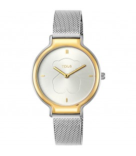 Reloj Tous Real Bear bicolor 900350385