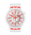Reloj Swatch Big Bold Orangeinjelly SO27E102
